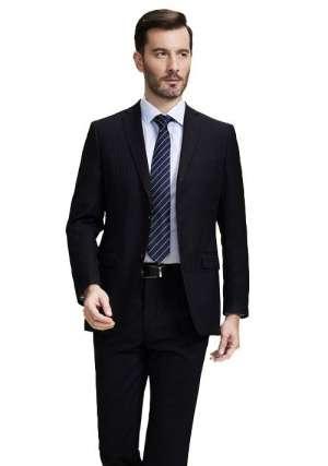 北京定做职业装男短袖衬衫